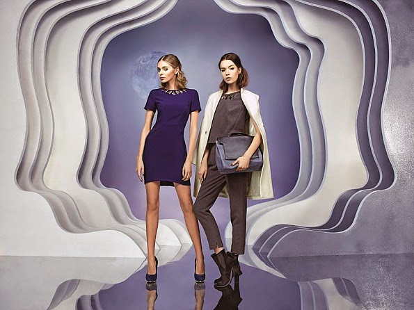 KIRA PLASTININA is image campaign Fall-Winter 2014-15