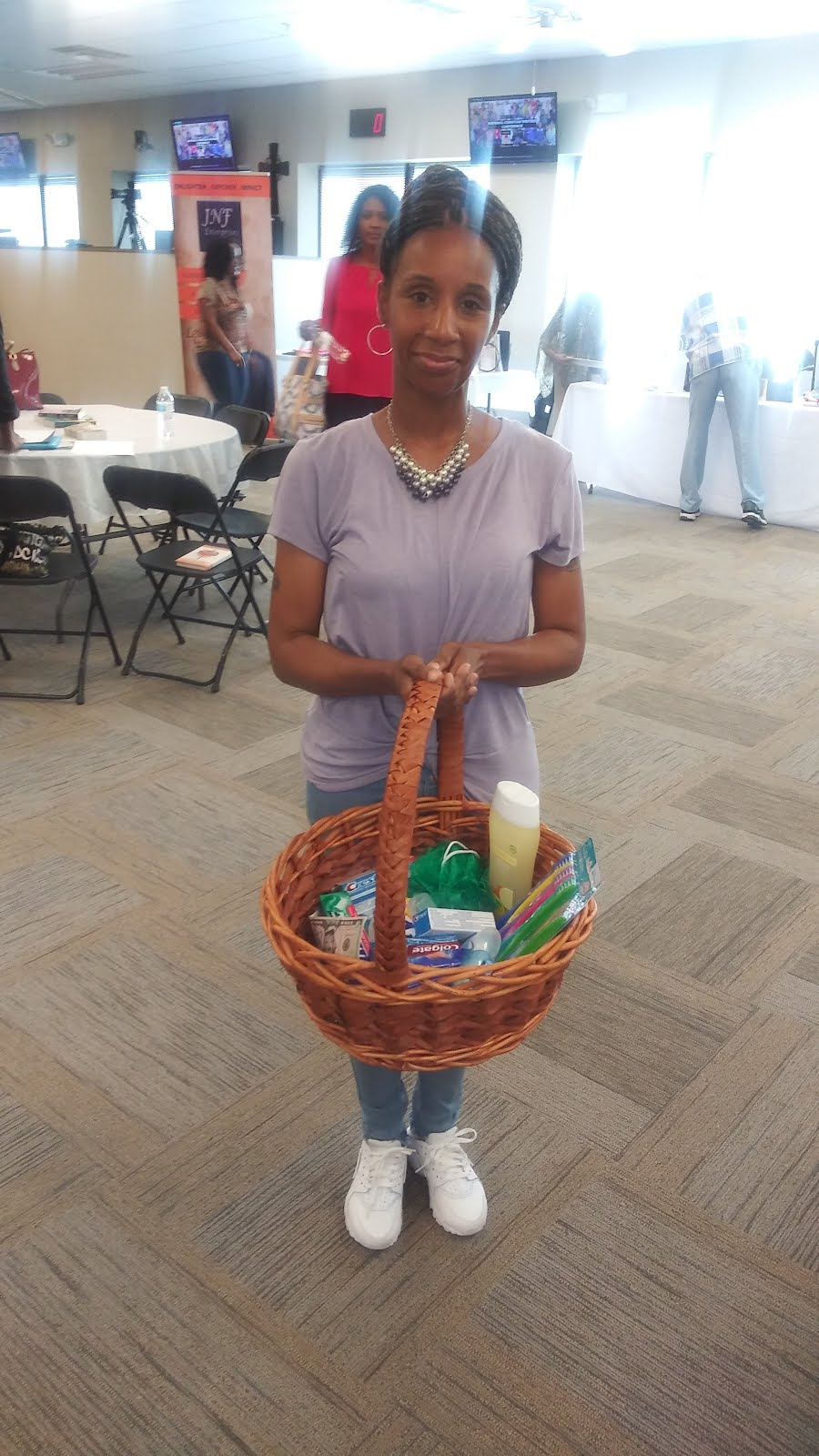 Donation collected by CAOT supporters at a 2019 CAOT tour stop