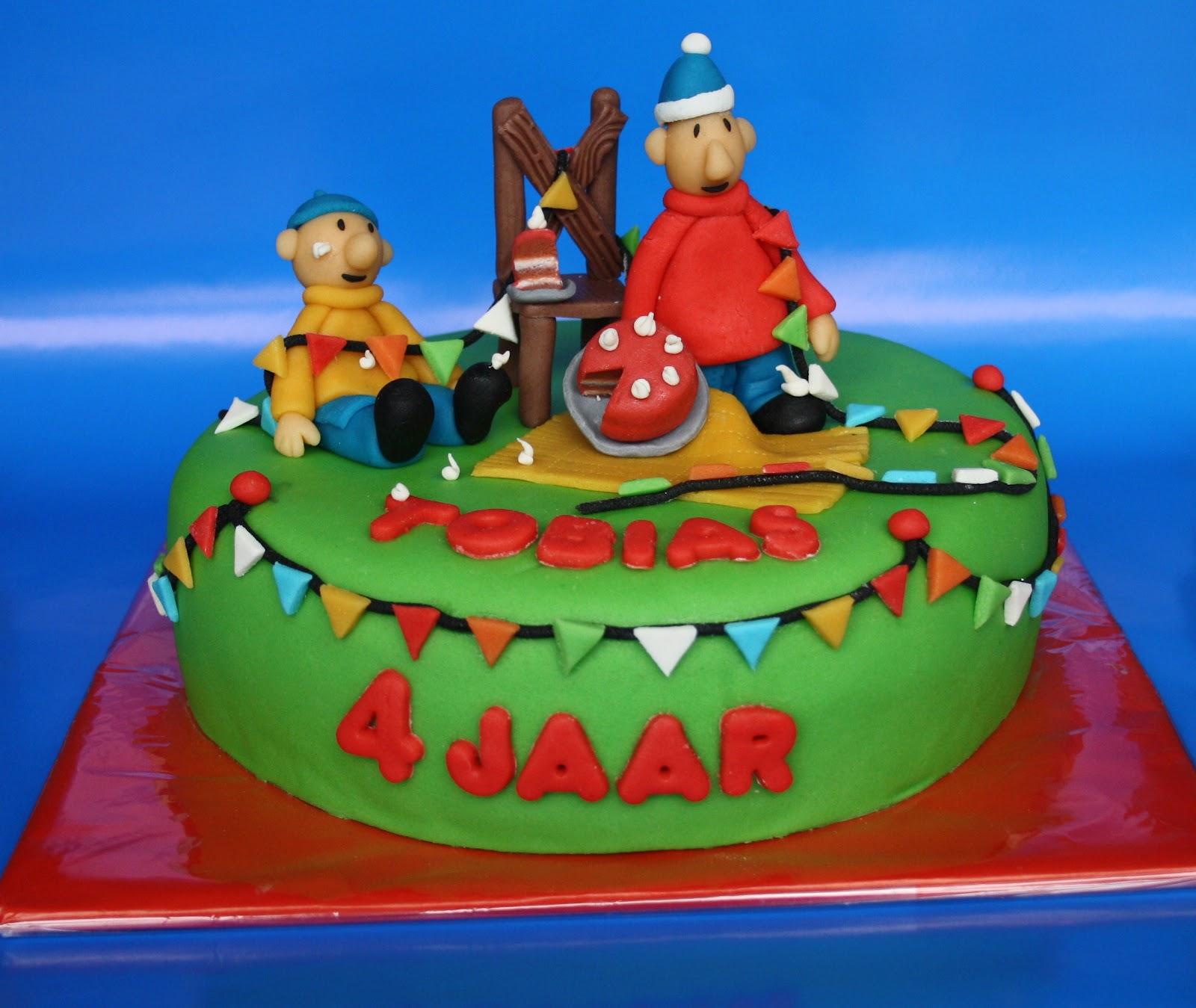 Wollie 39 s world of cakes buurman en buurman taart nr 3 for Taart en decoratie