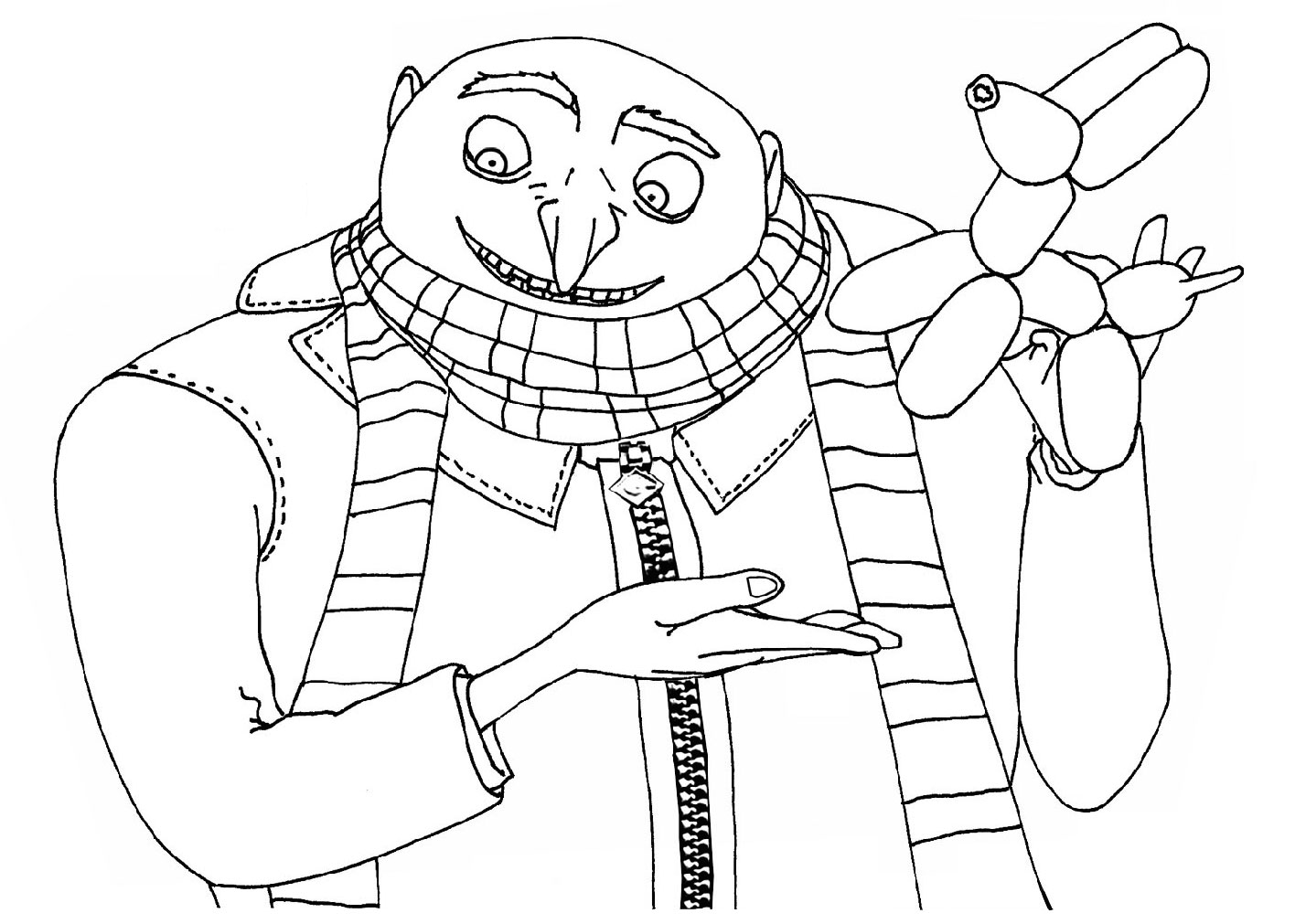 for kid despicable me 2 coloring pages minion banana coloring pages - Despicable Coloring Pages Dave