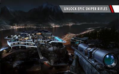 Hitman: Sniper v1.5.54790 MOD APK + DATA Android