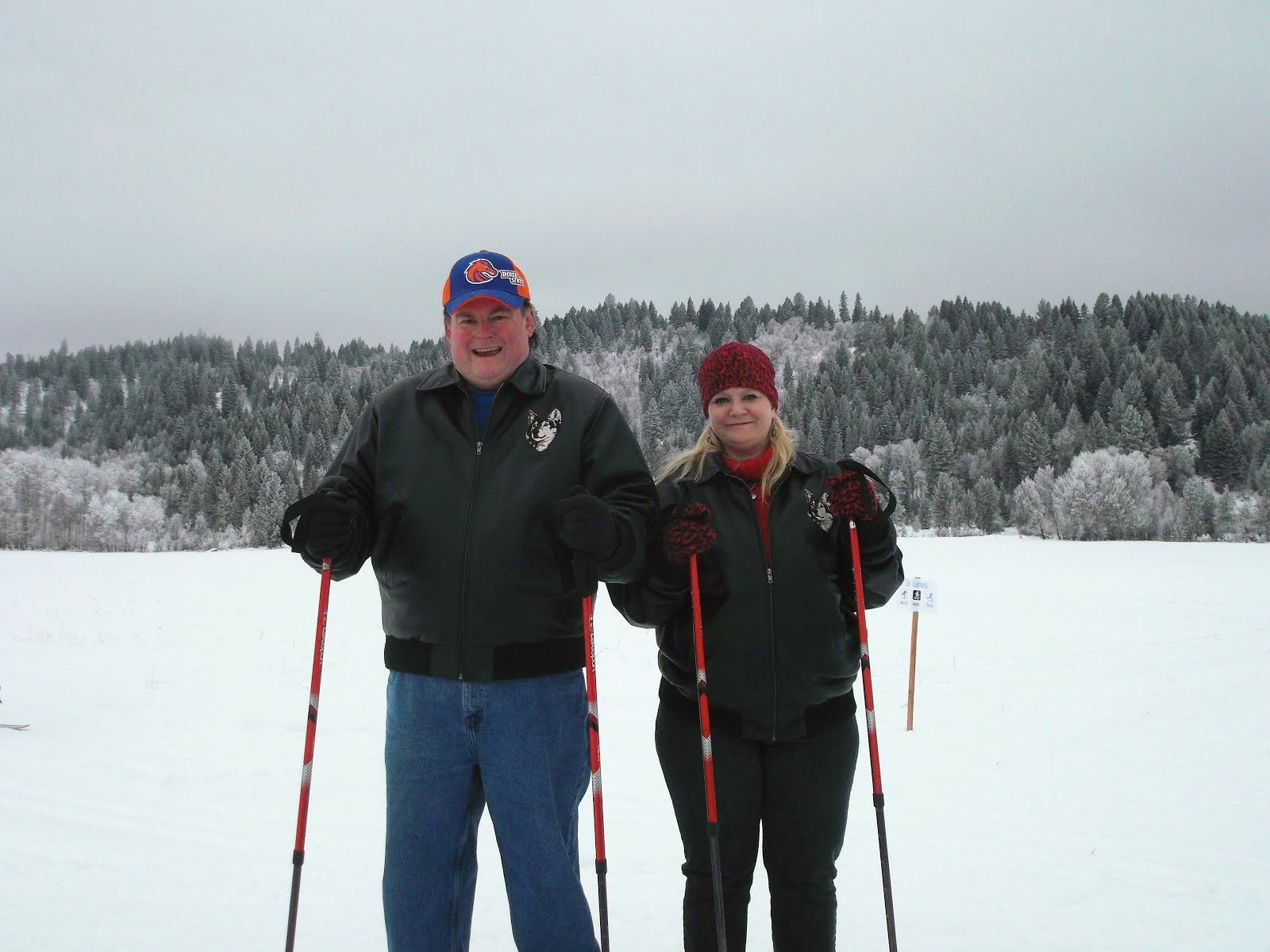 Hasbrouck Ranch Nordic Trail