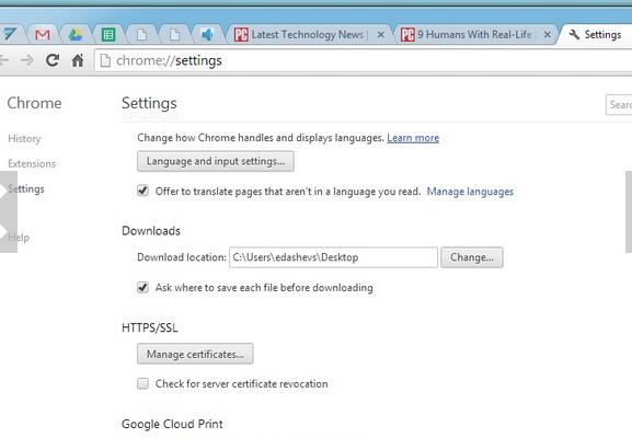 15 công dụng bí mật bất ngờ trên trình duyệt Chrome