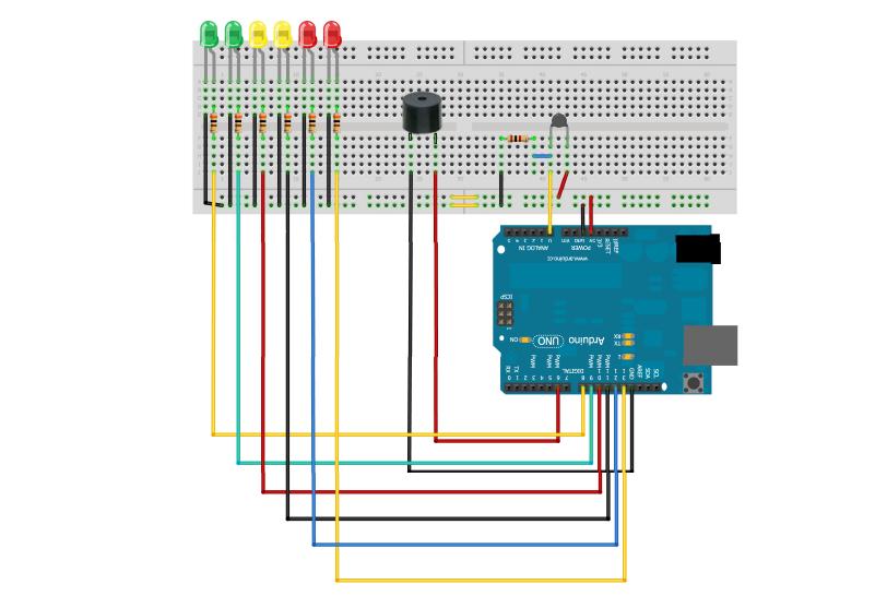 Projetos arduino termômetro