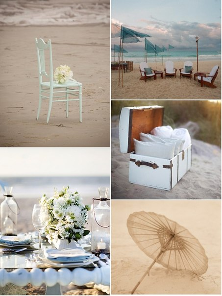 Home decorating ideas beach wedding theme for Beach theme home decorations