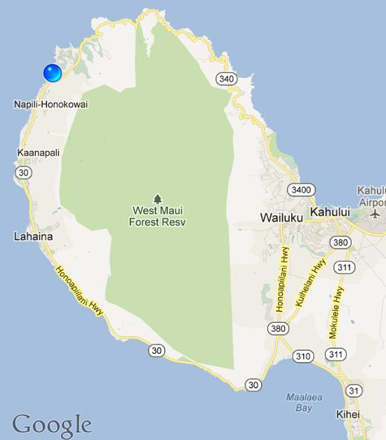 My trip to Maui: Road tripping to Hana
