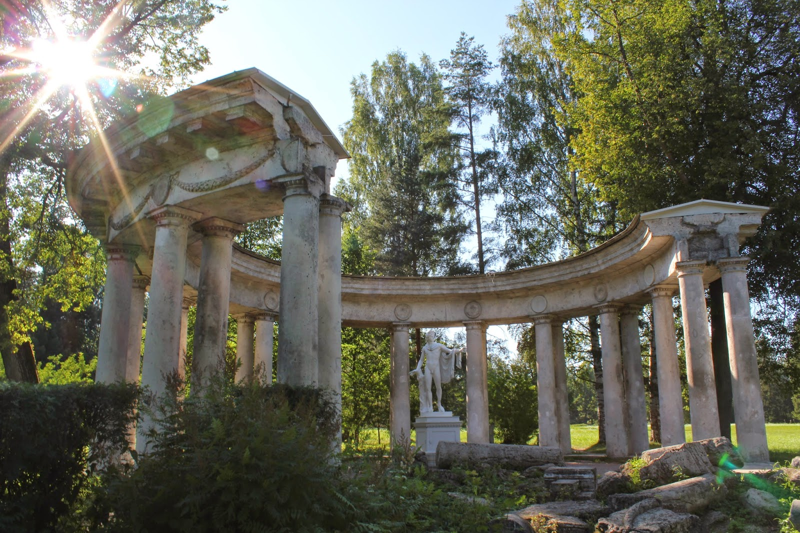 Павловск, музей