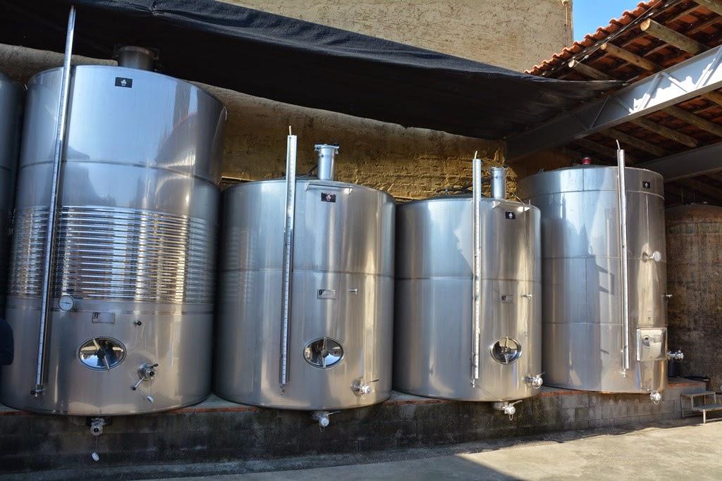 Ca n'Estella fermentation