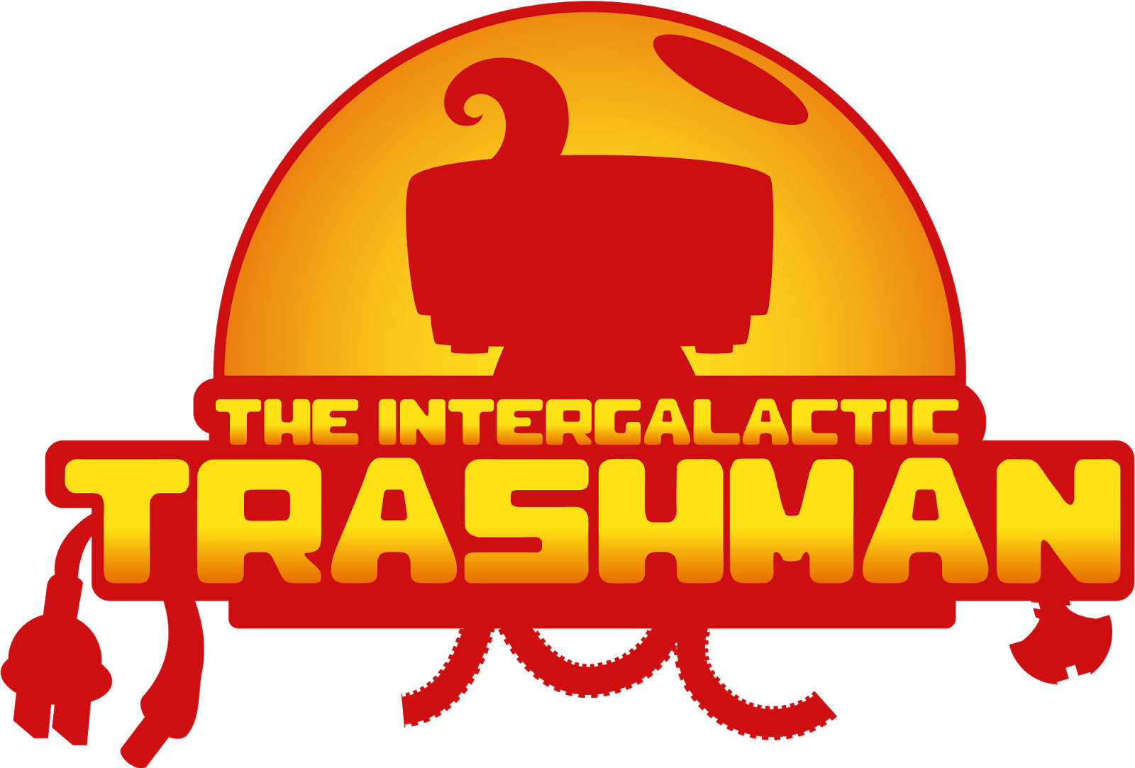 Logo The Intergalactic Trashman