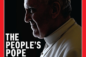 Pope Francisco on Cover of Time Magazine