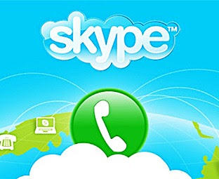 Add Skype Button to Your Blog