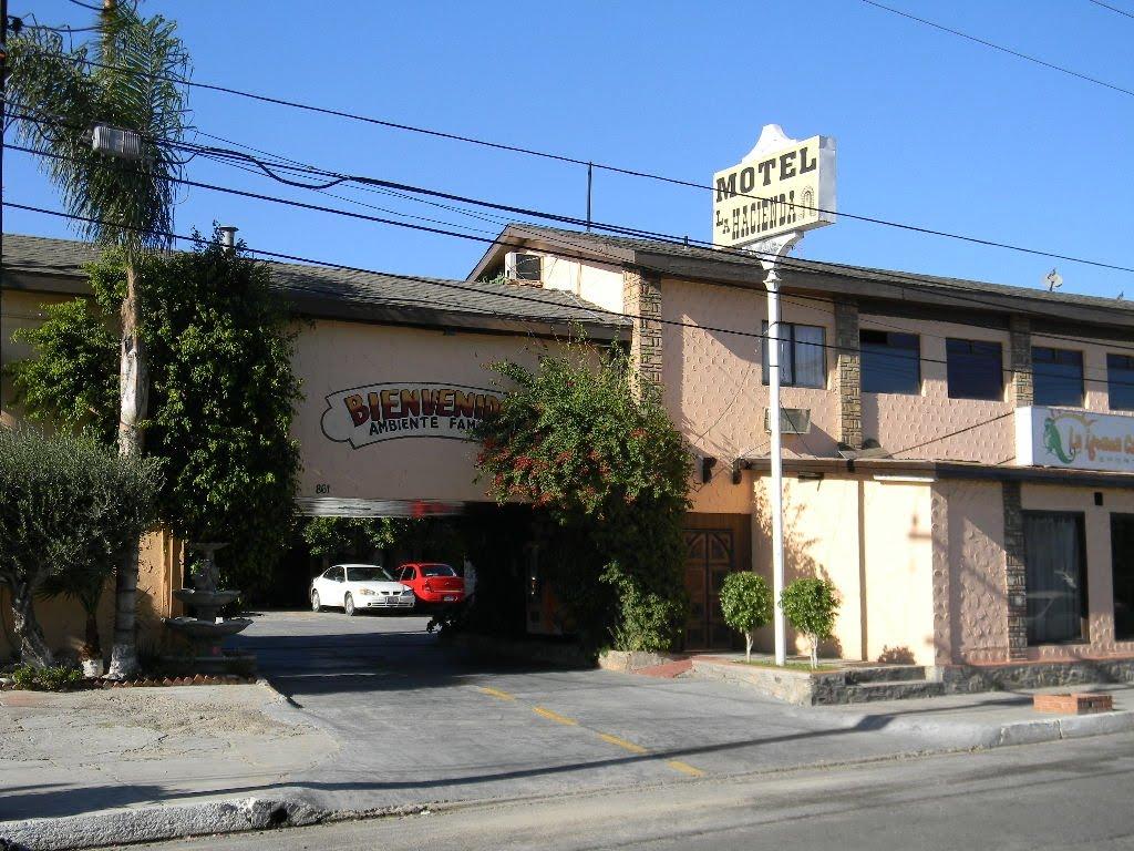 Motel La hacienda Tecate