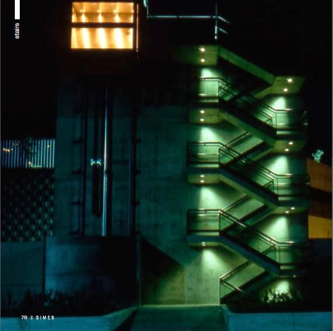 Neuroarquitectura iluminaci n de escaleras - Iluminacion de escaleras ...