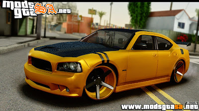 SA - Dodge Charger SRT8 2006 Tuning