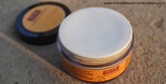 Bio Bloom Skin Care Face Pack with Oatmeal, Yogurt and Honey Review