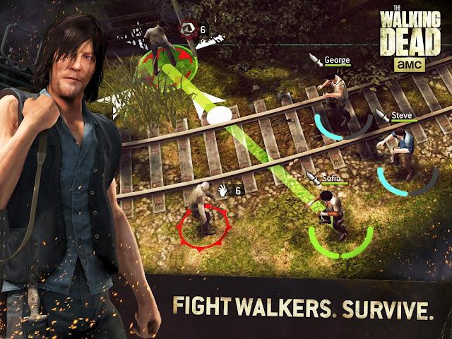 The Walking Dead No Man's Land V1.1.1.19 MOD Apk