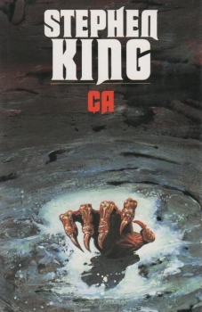 Stephen King Ca Over-books
