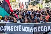 Marcha contra genocidio pueblo negro