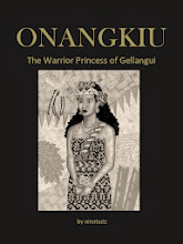 ONANGKIU - The Warrior Princess of Gellangui  by ninotaziz