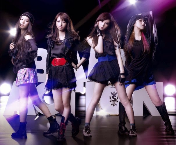 "SCANDAL revela detalles de su single ""Yoake no Ryuuseigun"""