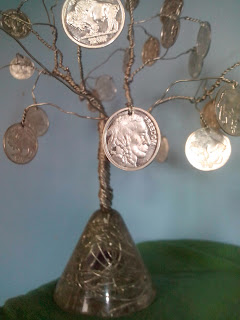 Silver Money Tree - Investing in Silver and Art