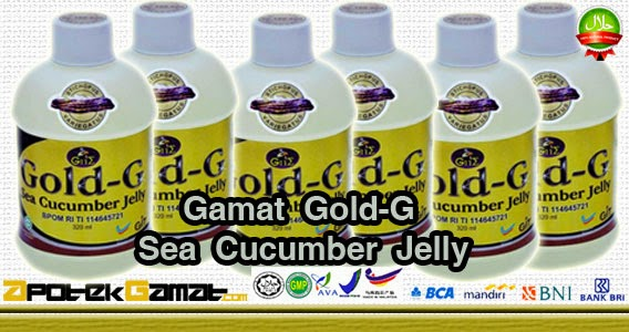 Jelly Gamat Gold-G