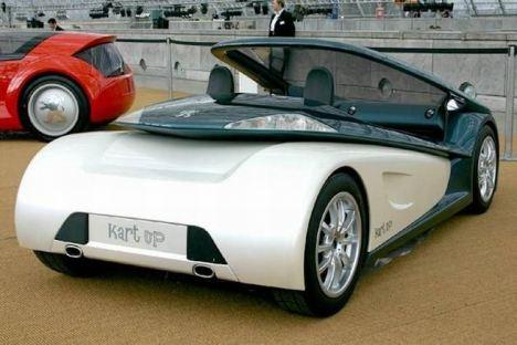 Model mobil terbaru :
