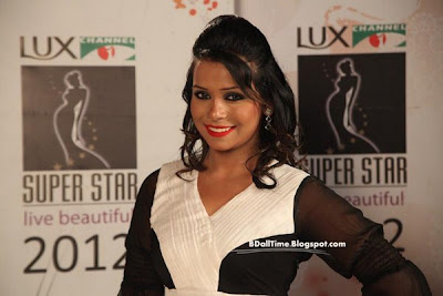 Lux Channel i Superstar 2012 top 5 contestant