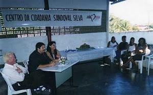 SOSTENI COMO COORDENADOR DO CENTRO DA CIDADANIA DO CONJUNTO COSTA E SILVA