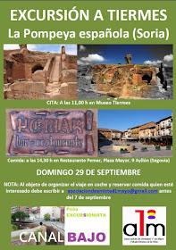 Excursión a Tiermes, la Pompeya española (Soria)