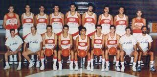 JUVER MURCIA 1989-1990 Primera Div. B