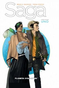 Saga Vol.1 - Brian K Vaughan y Fiona Staples