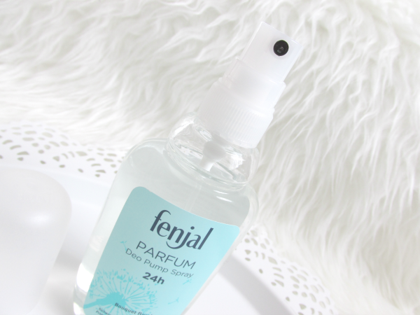 Review: fenjal Parfum Deo Pump Spray 24h - Bouquet Floral