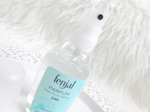 Review: fenjal Parfum Deo Pump Spray 24h - Bouquet Floral