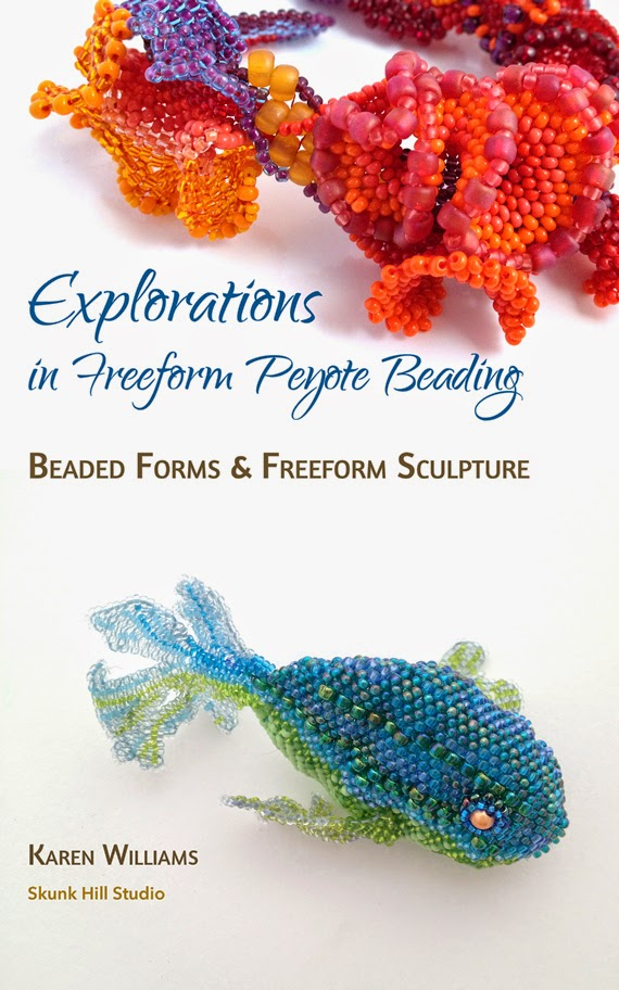 cover image from ebook Volume 4: Beaded Forms and Freeform Sculpture ( Chapter 5 from print edition)