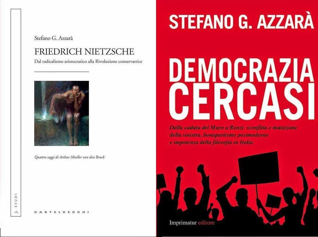 Friedrich Nietzsche dal radicalismo aristocratico alla Rivoluzione conservatrice, Castelvecchi