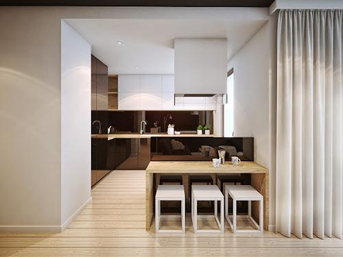 Wilga Apartment by Oskar Firek