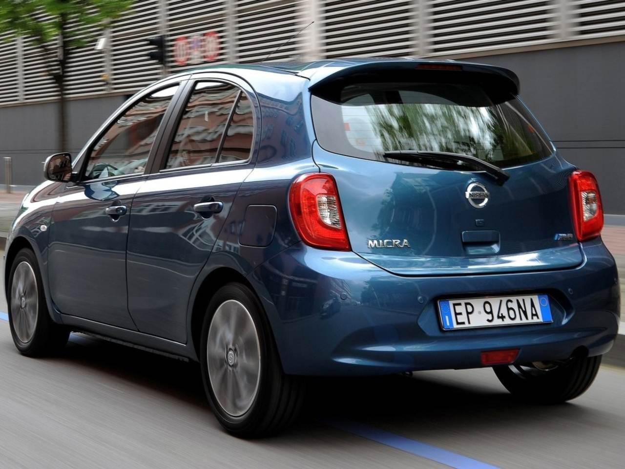 Nissan March brasileiro já virá com a reestilização que foi