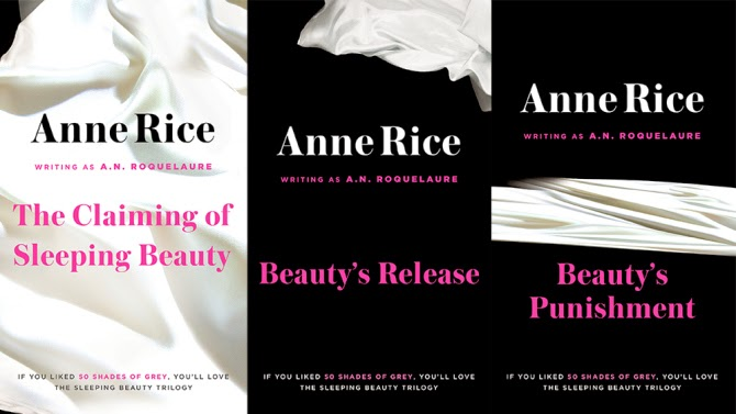 The Sleeping Beauty Trilogy - Anne Rice novels to be adapted for TV