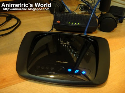 Cisco Linksys E1000 Wireless Router Review