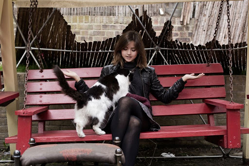 Jenna-Louise Coleman 1883 Magazine September 2015 photos