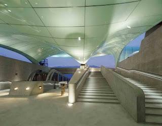 10 Stasiun dengan desain canggih