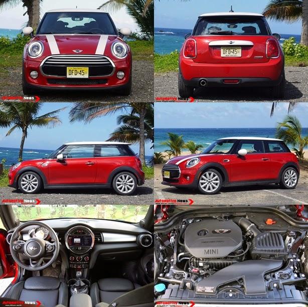 Automotive News: 2014 Mini Cooper
