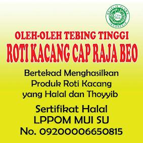 Roti Kacang Cap Raja Beo