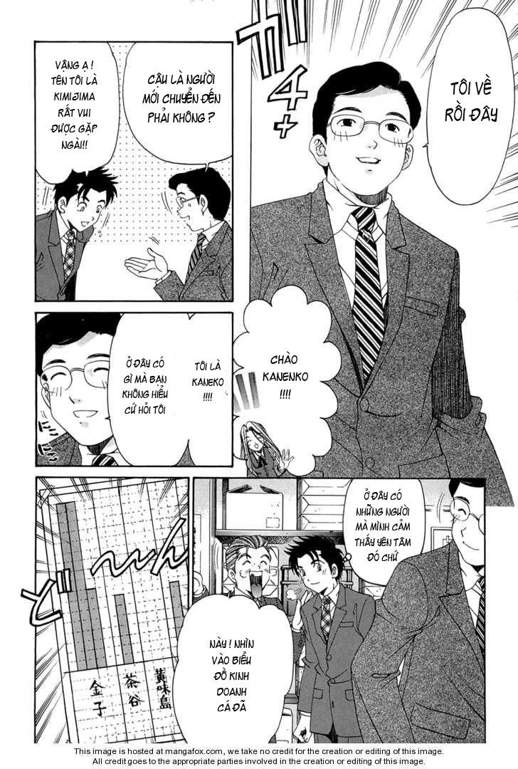 Truyện tranh Virgin na Kankei R (Phần 2) chap 2 trang 15