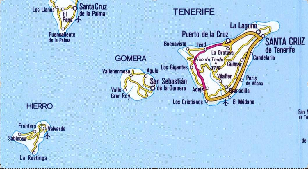 spanske øer