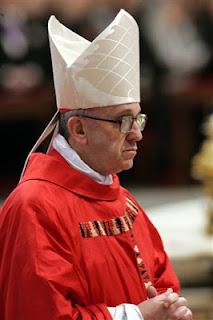 Jorge Mario Bergoglio - Um Asno