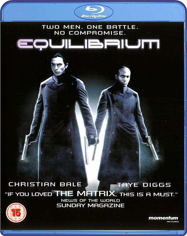 Equilibrium   Dublado   BluRay 720p