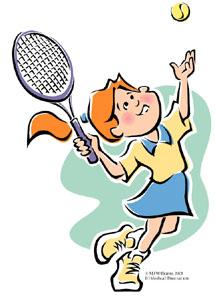 Children S Tennis Lessons Leamington Spa