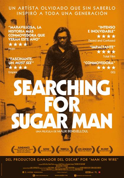 Searching for Sugar Man (descubriendo a SIXTO RODRIGUEZ)